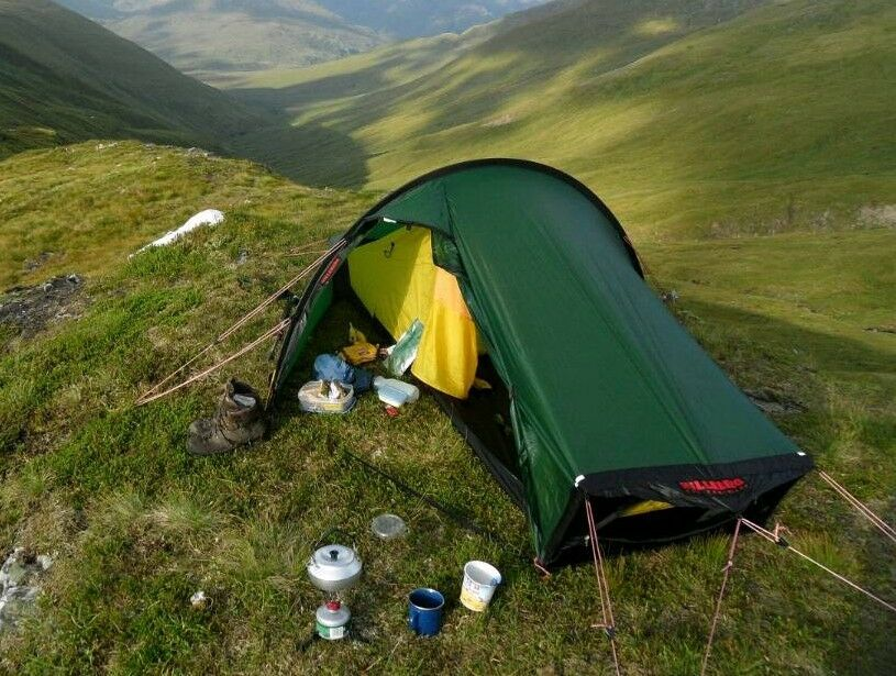 Hilleberg Akto tent & Hilleberg Akto tent | in Musselburgh East Lothian | Gumtree