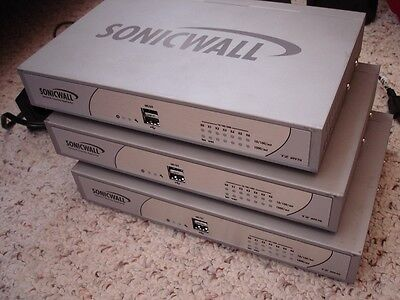 Dell Sonicwall Firewall Tz215 Vpn Apl24 08E Fully Tested No Ps No Transfer Read