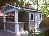 Custom Cabanas and Pool Houses - Affordable Quality