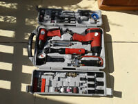Air tools, boxes and Body tools