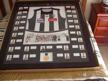 Collingwood  2010 Premiership jumper Signed by a limited addition Tullamarine Hume Area Preview
