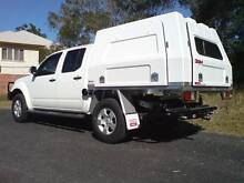 Fiberglass ute canopy (dual cab) 1800x1800mm Coorparoo Brisbane South East Preview