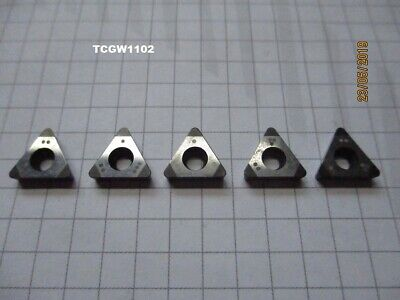 Tcgw11 Turning Cbn Inserts For Hard Turning Up To 65hrc