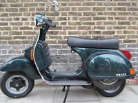 VESPA P RANGE WANTED- up to £1200 CASH HAMPSHIRE