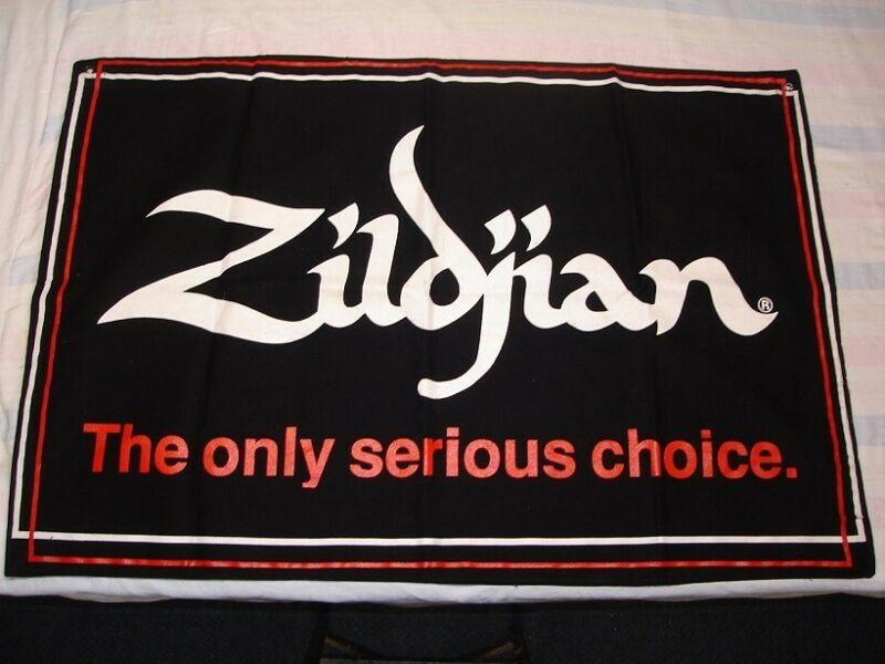 Zildjian Banner