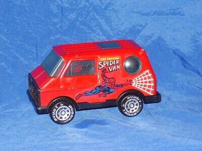 Vintage The Amazing Spiderman Buddy L Brute Van  Made in Japan