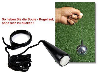 Boule Aufheber Kugelmagnet zum Aufheben, 90 cm Schnur, neu