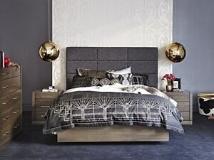 DUSK KING SIZE BED FRAME FROM SNOOZE WITH STORAGE Port Melbourne Port Phillip Preview
