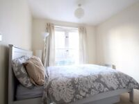 En suite Large Bed room with double red East Croydon for Indian Females