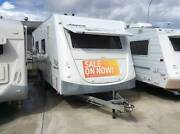 2009 Jayco Sterling 21.65-4 - Fully serviced by dealer Heatherbrae Port Stephens Area Preview