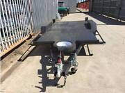 16X66 Tandem Semi-Flat Heavy Duty Car Carrier Trailer Thomastown Whittlesea Area Preview