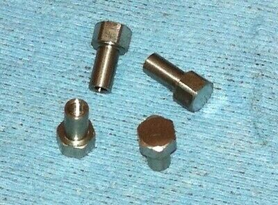 Micro Wheel - Mil Stone 4 for Losi Micro Crawler Barrel Nuts for wheel weights (no weights)