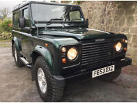 Iconic Vehicle Land Rover Defender 90 FULL SERVICE HISTORY