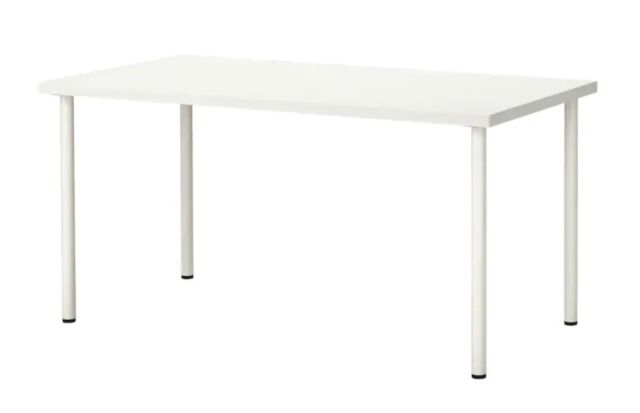 Ikea Linnmon table tops and Adils legs | in Stirling | Gumtree