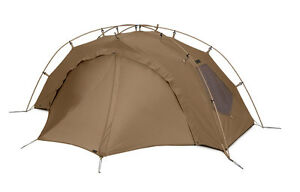 Nemo-Shield-ALS-1P-SE-Gore-Tex-1-Person-Military-Combat-Tent-Coyote-USA-Made