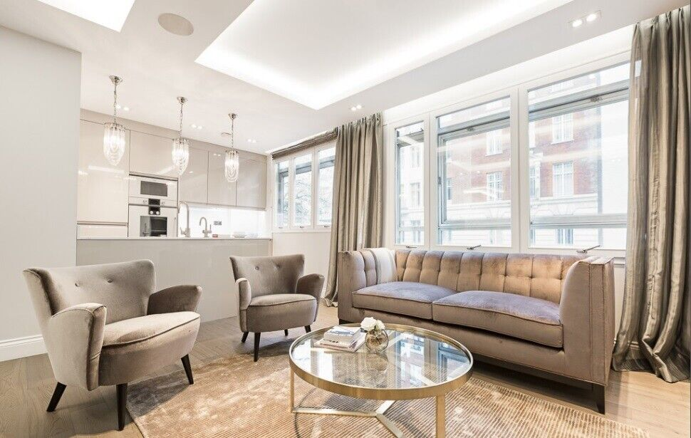Luxury Apartment In The Heart Of London