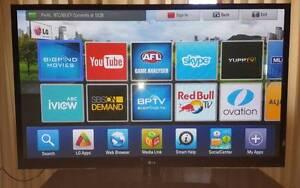 "LG  60"" 3D Plasma Smart TV Full 1080P Coogee Cockburn Area Preview"