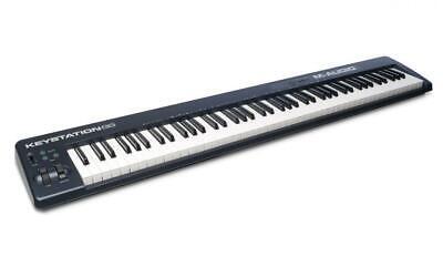 B-WARE M-Audio Keystation 88 MKII USB MIDI Keyboard Controller E-Piano Tasten