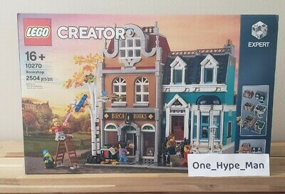 BRAND NEW Lego Creator Expert Bookshop (10270) FREE SHIPPING
