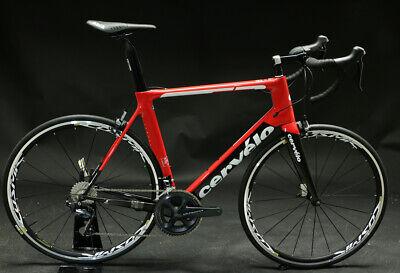 f7e26bfb184 2018 Cervelo S3 Carbon Road Bike Ultegra 8000 61cm 11s Mavic Cosmc Rim New