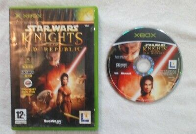 Star Wars: Knights of the Old Republic For PAL Original Xbox Game + Box