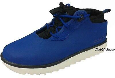 Adidas Seneo Summit Herren Schuhe Sneaker Turnschuhe Blau Neu Größe 44 2/3 NEU