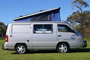Mercedes Trakka Diesel Campervan, 4 Berth with Low Km Albion Park Rail Shellharbour Area Preview