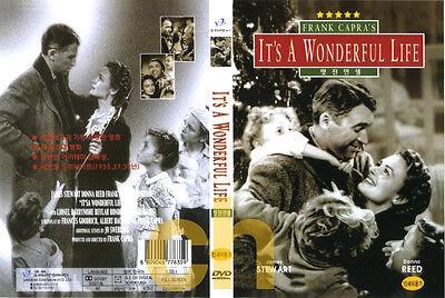 It`s a Wonderful Life (1946) - Frank R. Capra, James Stewart   DVD NEW