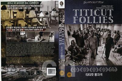 Titicut Follies (1967) - Frederick Wiseman     DVD NEW