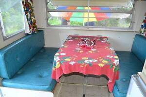 1970 Viscount Ambassador 16ft single axle - 'Carly' the classic Camp Mountain Brisbane North West Preview