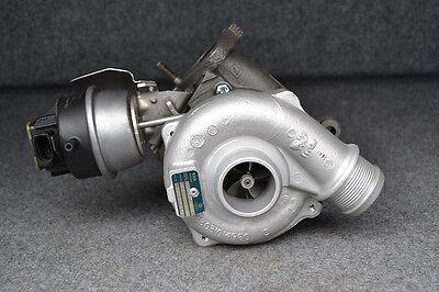 BorgWarner KKK Turbocharger no. 53039880109 for Audi A4, 2.0 TDI (B7). 170 BHP.