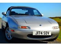 1992 Mazda MX-5 Eunos Roadster 94k Miles