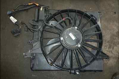 JAGUAR  X350  SUPERCHARGED ENGINE COOLING FAN/COWL