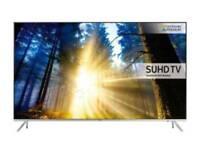 "Samsung 49"" 49KS7000 Flat SUHD Smart 4k Quantum Dot Ultra HD HDR TV"