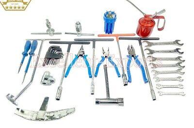 vespa workshop tool spanners puller Screwdriver Set PX 125 150 LML Stella V2501