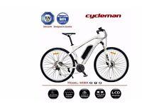 electric bike! 36v power! mountain bike