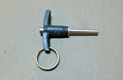 316 X 1 Grip Length Avibank Ball Lock Quick Release Pin T Hdl