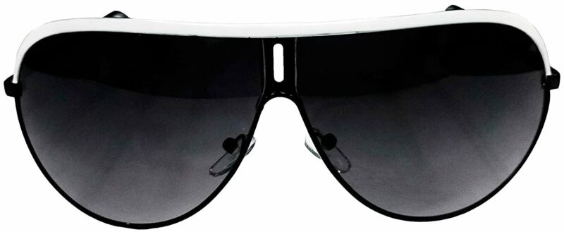 Adult Classic Crime Drama Movie Scarface Tony Montana Black Gradiant Sunglasses