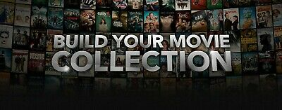 Build your collection HIGH DEF disc used with some scratches