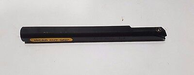 Iscar Ghiul 15.9 Indexable Turning Grooving Cut Off Self Grip Tool Holder New
