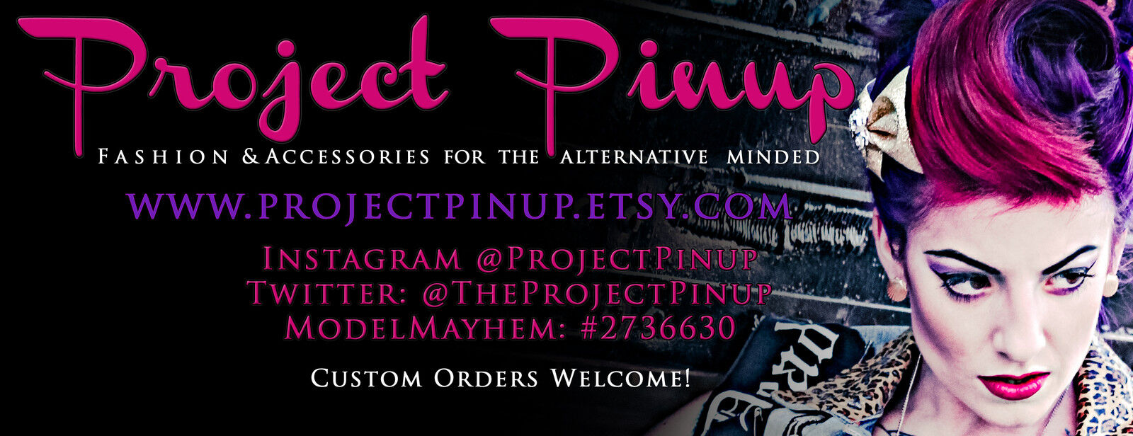 Project Pinup Fashion & Accessories