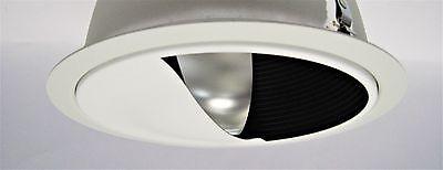 "Halo 810WW Recessed Lighting Trim, 8"" Compact Flourescent Scoop Wall Wash Trim -"