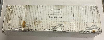 Daman Products Ad05hs043s Aluminum Valve Manifold Nos