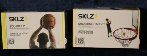 BASKETBALL SKLZ SQUARE UP & SHOOTING TARGET TRAINING AIDS - NEW
