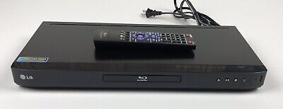 LG Network Blu-ray Disc/DVD Player BD555C HD 1080p USB Media Plus With Remote