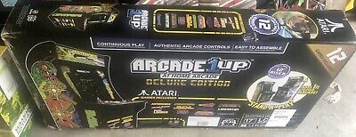 Arcade1up ATARI Deluxe Edition BRAND NEW IN BOX 12 Games Included Very Rare