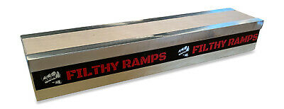 Double Ledge Stiffy Fingerboard Ramp, blackriver Ramps, Filthy skateboard ramps