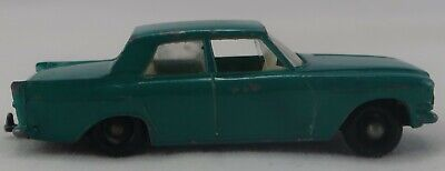 Matchbox Series No. 33 Ford Zephyr 6 by Lesney - Green - No Box