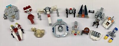 LEGO 75279 Star Wars Advent Calendar 2020 Mini Builds & Ships - No Minifigures
