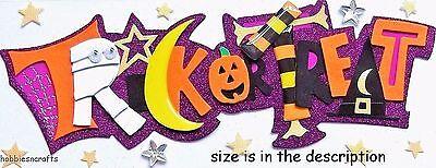 Ek Success JOLEE'S Boutique 3-D Adhesivos - Halloween Momia Estrellas Tuco o